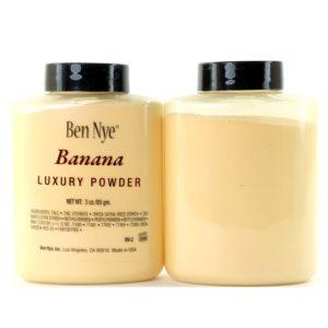 แป้งฝุ่นเบนนายพร้อมส่ง BEN NYE LUXURY POWDER # BANANA