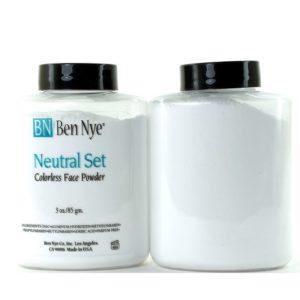 แบ่งขายแป้งฝุ่นที่ดาราฮอลีวูดใช้ BEN NYE NEUTRAL SET COLORLESS FACE POWDER