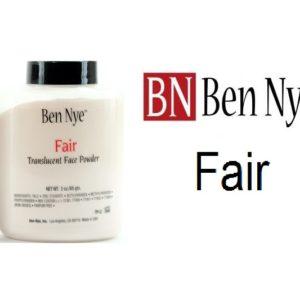 แป้งฝุ่นสีเนื้ออ่อน BEN NYE TRANSLUCENT LOOSE POWDER # FAIR
