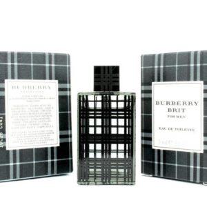 เทสเตอร์น้ำหอมเบอร์เบอรี่บริท BURBERRY BRIT FOR MEN EDT 5ML
