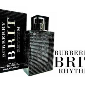 น้ำหอมผู้ชายรุ่นใหม่ BURBERRY BRIT RHYTHM FOR HIM EDT