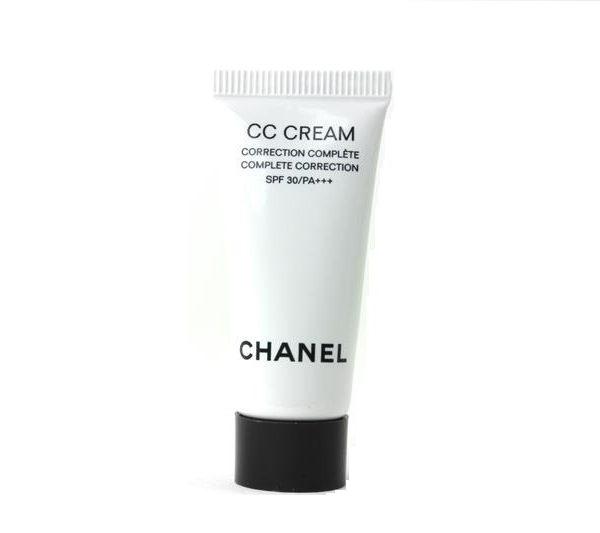 ชาแนลซีซีครีมขนาดทดลอง CHANEL CC CREAM COMPLETE CORRECTION SPF30