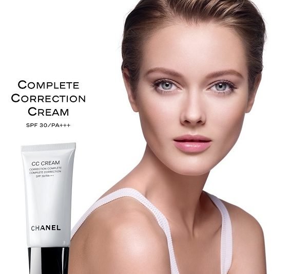 ชาแนลซีซีครีม CHANEL CC CREAM COMPLETE CORRECTION SPF30