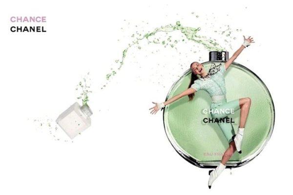 น้ำหอมชาแนลกลิ่นสดชื่น CHANEL CHANCE EAU FRAICHE EAU DE TOILETTE