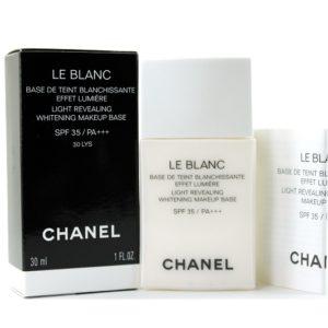 เทสเตอร์เบสชาแนล CHANEL LE BLANC LIGHT REVEALING BASE # 30 LYS