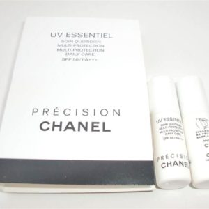 กันแดดชาแนลขนาดทดลอง CHANEL PRECISION UV ESSENTIEL MULTI PROTECTION DAILY CARE
