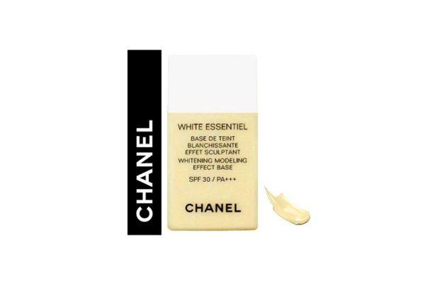แบ่งขายเบสชาแนลโทนเหลือง CHANEL WHITENING MODELING EFFECT BASE