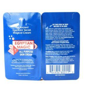 อียิปต์เชี่ยนเมจิคขนาดทดลอง EGYPTIAN MAGIC ALL PURPOSE SKIN CREAM