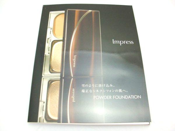ชุดแป้งผสมรองพื้นและเมคอัพเบสอิมเพลส IMPRESS POWDER FOUNDATION & MAKEUP BASE