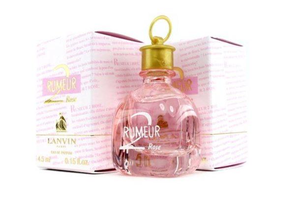 น้ำหอมแลนวิน กลิ่นกุหลาบขนาดทดลอง LANVIN RUMEUR 2 ROSE EAU DE PARFUM