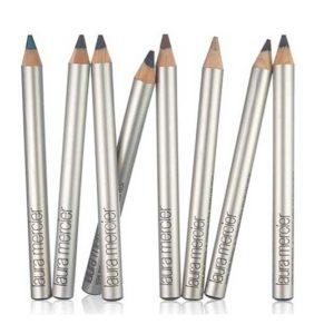 ดินสอเขียนขอบตาลอร่าขนาดทดลอง LAURA MERCIER KOHL EYE PENCIL (STORMY GREY)
