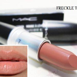 แบ่งขายลิปสีโปรดคุณโมเม MAC LIPSTICK FRECKLE TONE