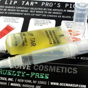 แบ่งขายลิปทาร์ OCC LIP TAR CLEAR (SHEER & PRIME) ขนาดทดลอง