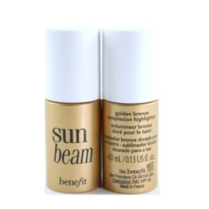 ไฮไลท์เบเนฟิตโมเมพาเพลินขนาดทดลอง BENEFIT SUN BEAM GOLDEN BRONZE 4ML