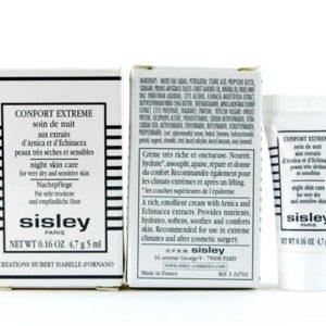 ซิสเล่ย์บำรุงผิวแห้งมาก SISLEY CONFORT EXTREME NIGHT SKIN CARE 5ML