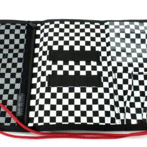กระเป๋าเก็บแปรงและเมคอัพใช้สะดวก SHU UEMURA COSMETIC & BRUSH BAG
