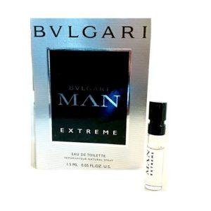 น้ำหอมผู้ชายขนาดทดลอง BVLGARI MAN EXTREME EDT