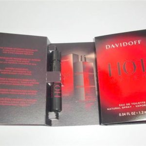 น้ำหอมดาวิดอฟขนาดทดลอง DAVIDOFF HOT WATER EDT