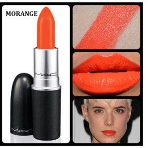 แบ่งขายลิปแมคสีส้มจี๊ด MAC LIPSTICK MORANGE